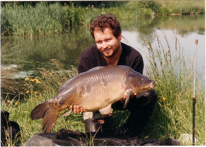 Small Exclusive Carp Lakes in France at Jonchery 7 with Angling Lines